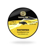 Masterpiece Monofilament Line 0.40 670 - fluo yellow