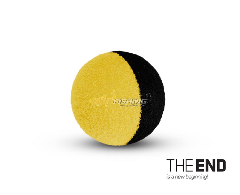 DELPHIN, THE END ZIG RIG 15 - fekete-sárga