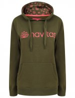 WOMENS LILY HOODY   S - GREEN