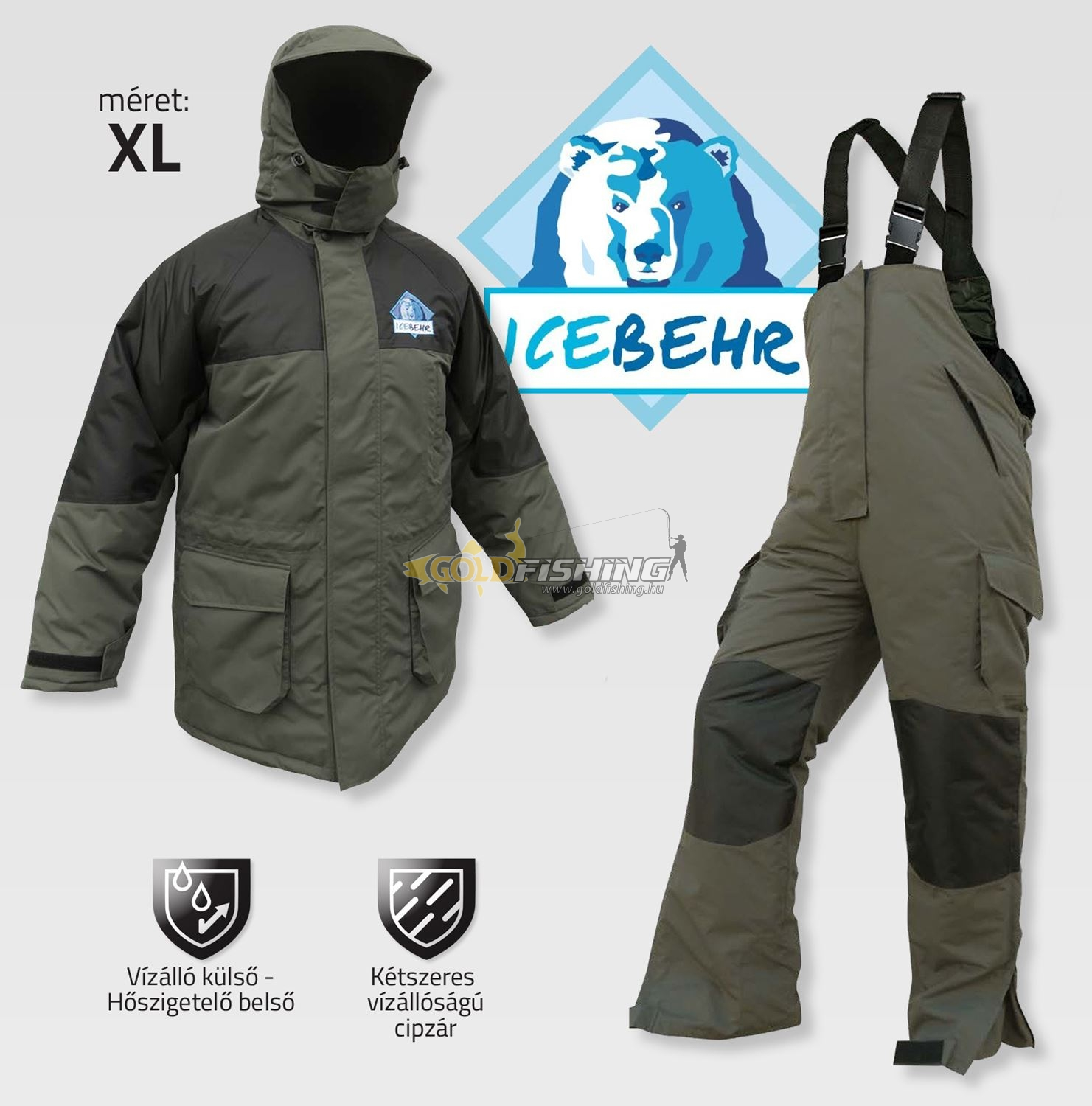 BEHR, IceBehr Extreme thermoruha XL