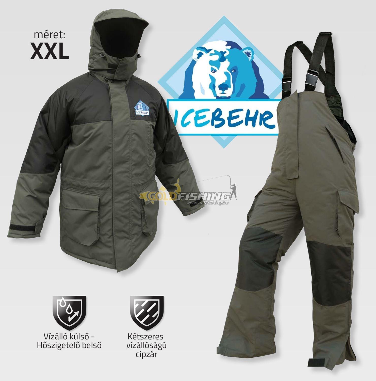 BEHR, IceBehr Extreme thermoruha XXL