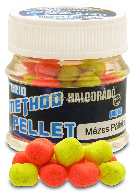 Hybrid Method Pellet - Mézes Pálinka