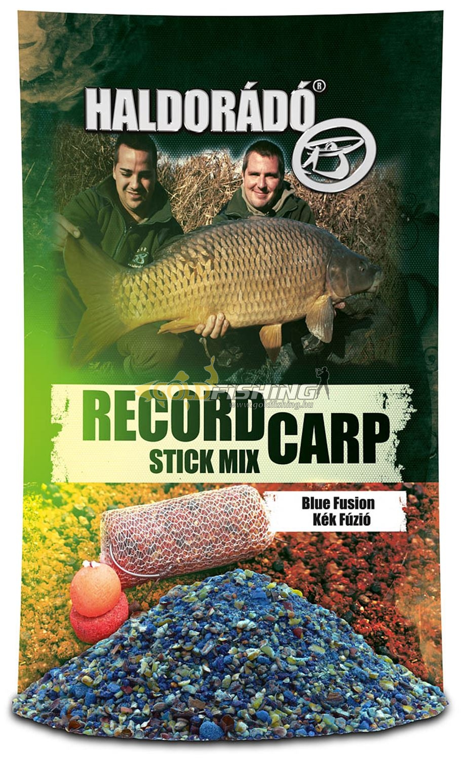 Record Carp Stick Mix - Kék Fúzió