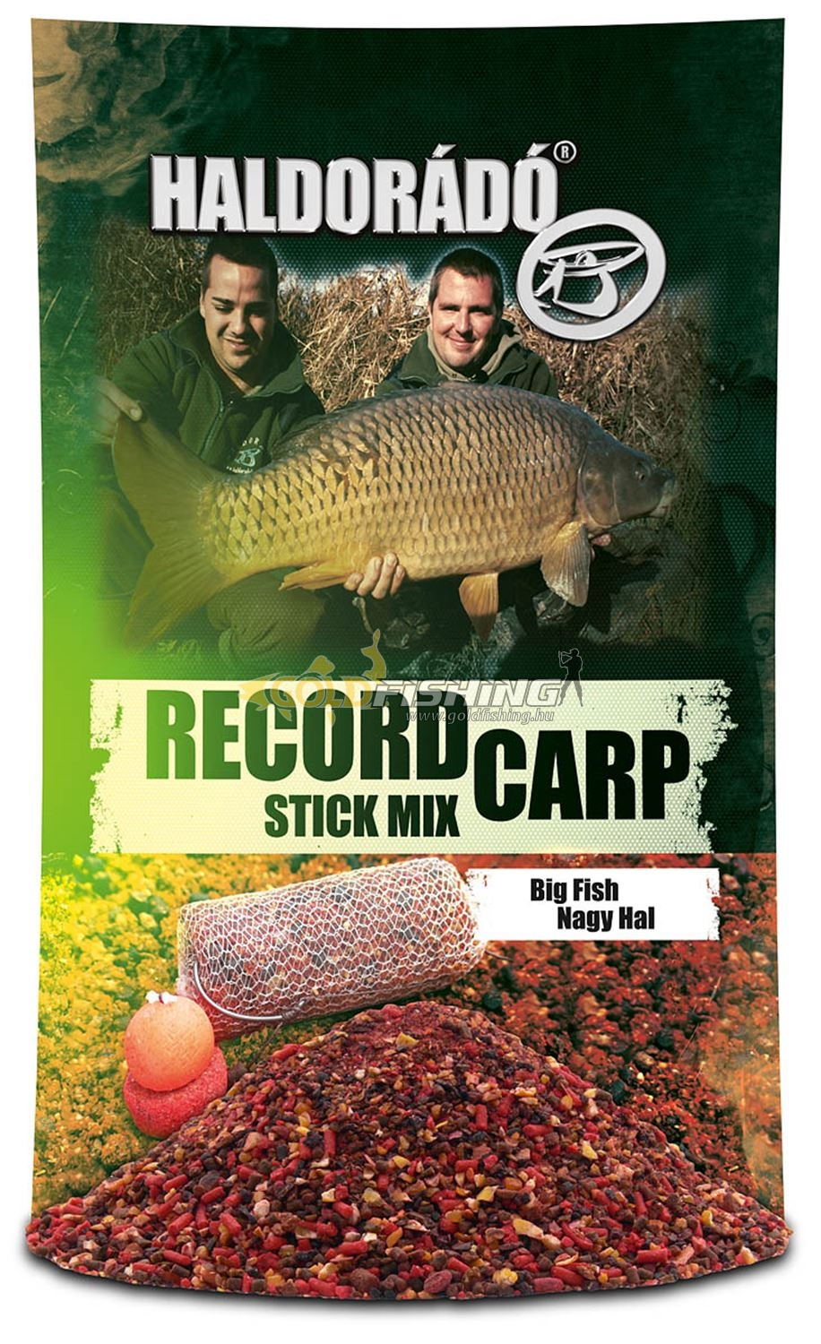 Record Carp Stick Mix - Nagy Hal