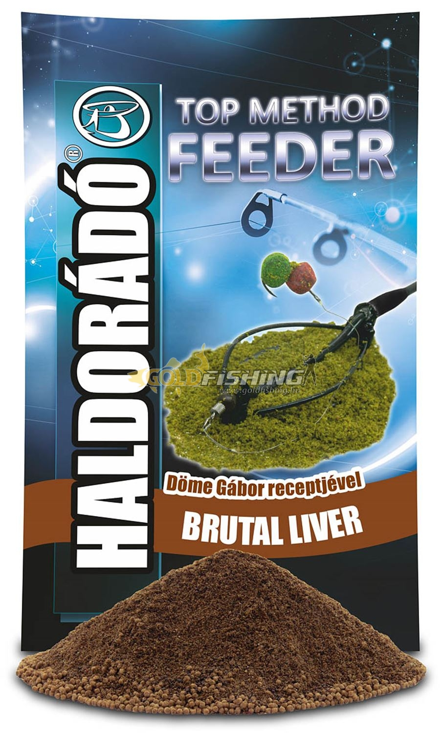 TOP Method Feeder - Brutal Liver