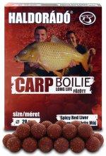 Carp Boilie Long Life - Fűszeres Vörös Máj