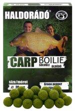 Carp Boilie Soluble - Zöld Bors