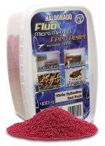 Fluo Micro Method Feed Pellet - Vörös Gyümölcs