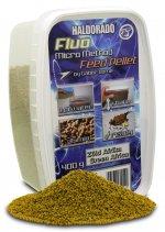 Fluo Micro Method Feed Pellet - Zöld Afrika