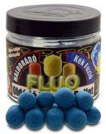 Oldódó Fluo Lebegő Pellet - Kék Fúzió