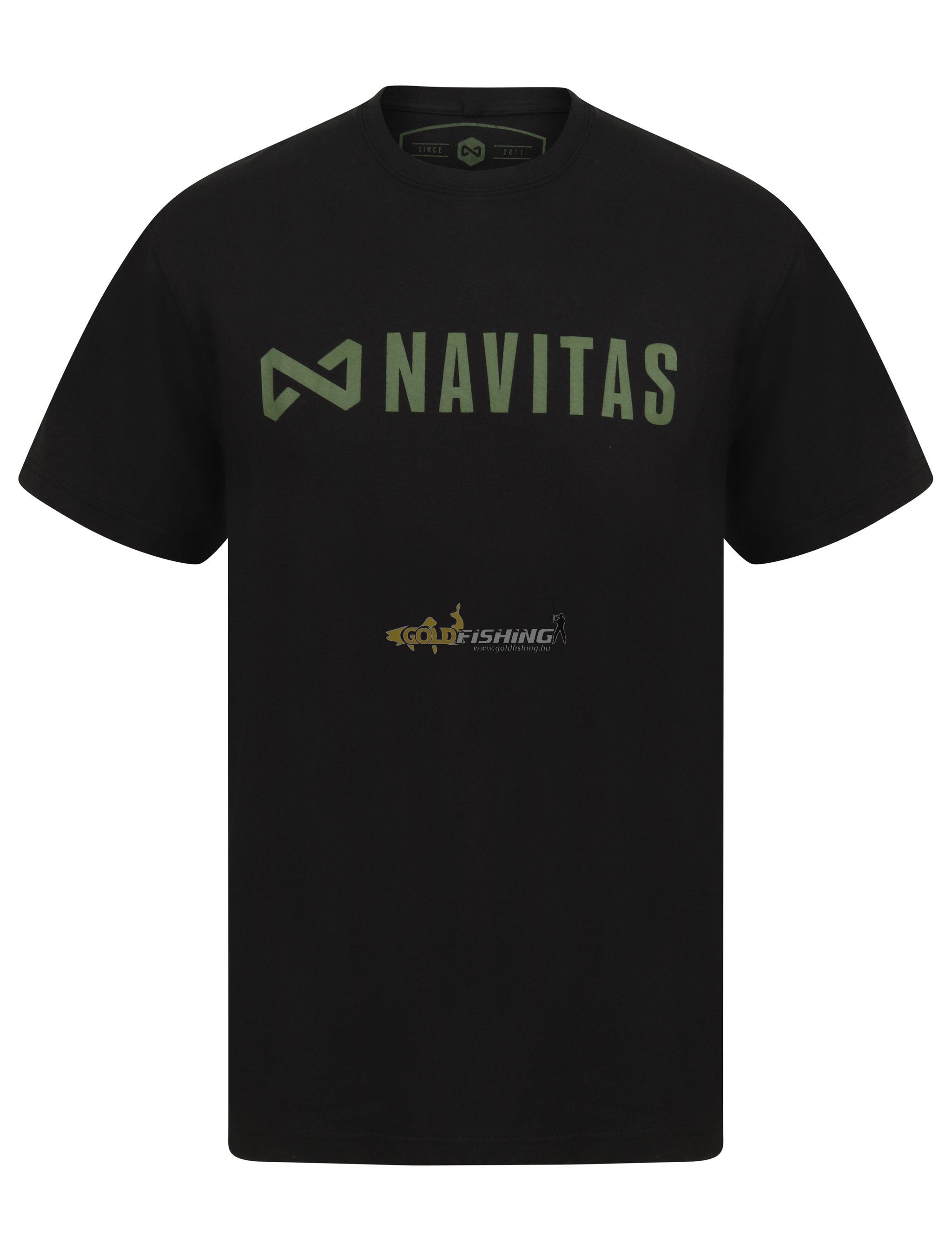 NAVITAS, CORE TEE XL - BLACK