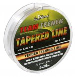 Team Feeder Tapered Leader 0.165-0.22 5x15