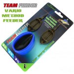 Team Feeder Vario Method feeder 2+1 szett 25