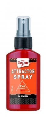 Attractor spray - sajtos