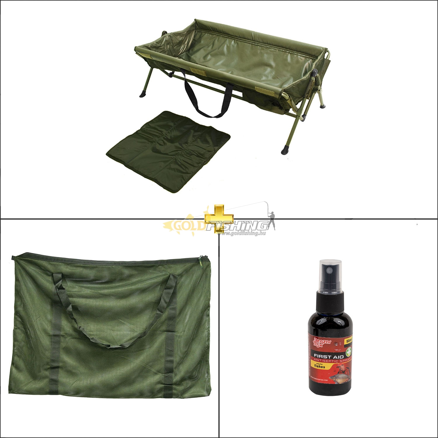 GOLDFISHING, Start Carp care szett