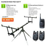 Silencer Rod Pod szett