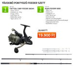 Tactical Carp Feeder szett 360 XH