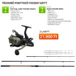 Tactical Carp Feeder szett 390 XH