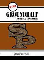 GROUNDBAIT - SWEET & CINNAMON